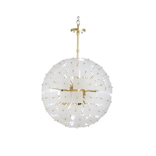 Wildwood Cleo 9-Light Globe Chandelier