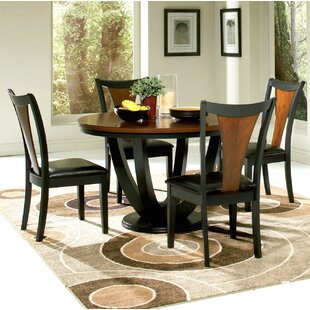 Mayer 5 Piece Dining Set by Infini Furnishings