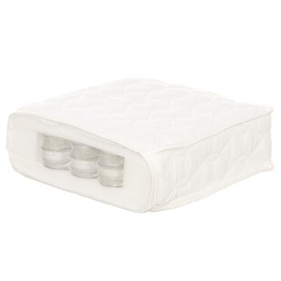 Pocket Sprung Cotbed Mattress 140 X 70cm By Obaby