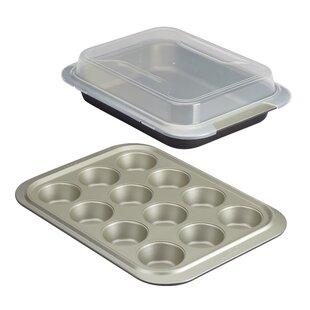 Allure 3 Piece Non-Stick Bakeware Set