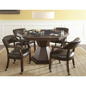 60 Maguire Dining-Game Poker Table Set