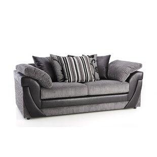 Deandra 3 Seater Sofa By Zipcode Design