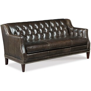 Balmoral Leather Sofa