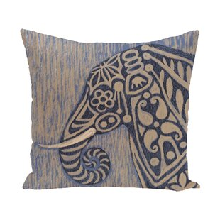 Essehoul Print Throw Pillow