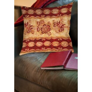 Alana Printed Throw Pillow