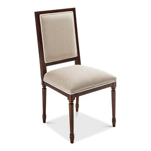 Charlton Home Fant Square Back Side Chair (Set of 2)