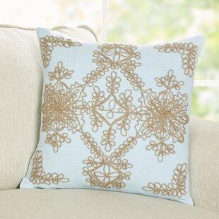 Embroidered Pillows Wayfair