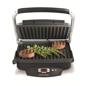 Super Sear Nonstick Indoor Grill