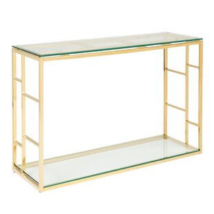Tanya Console Table By Metro Lane