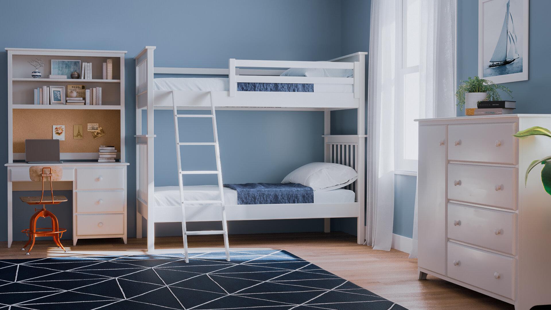 Combo Dresser White Baby Kids Dressers You Ll Love In 2021 Wayfair