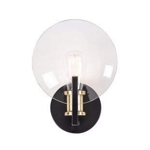 Baker 1-Light Armed Sconce by ..