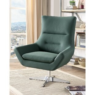 Orren Ellis Pilika Swivel Armchair