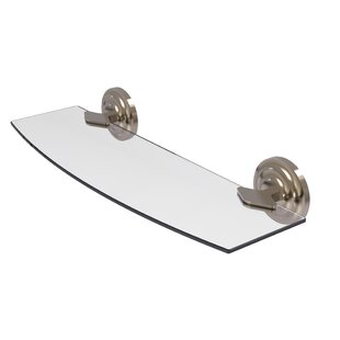 Que New Wall Shelf by Allied Brass