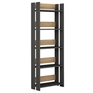 Stella Bookcase By Mercury Row