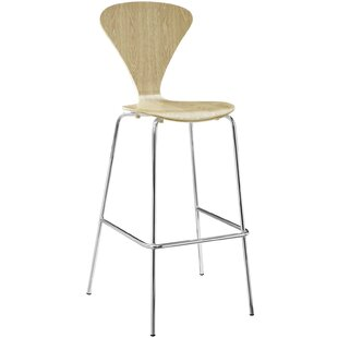 Chaparro 31 Bar Stool by Mercury Row Discount