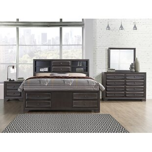 Brayden Studio Stoke Bishop Panel Configurable Bedroom Set