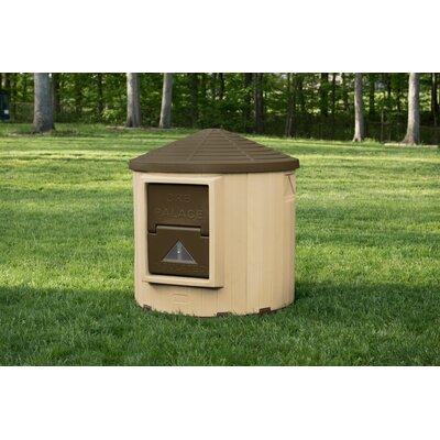 CRB Palace™ Premium Insulated Dog House Dog Palace