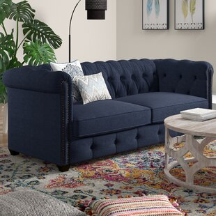 Savings Swasey Chesterfield Sofa by Mercer41 Reviews (2019) & Buyer's Guide