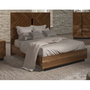 Alers Panel Bed by Brayden Studio