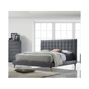 Cleitus Upholstered Panel Bed Set