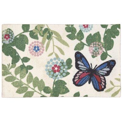 butterfly area rug | wayfair.ca
