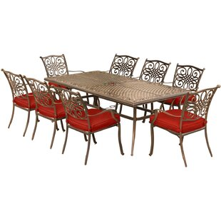 Raggs Traditions 9 Piece Dining Set