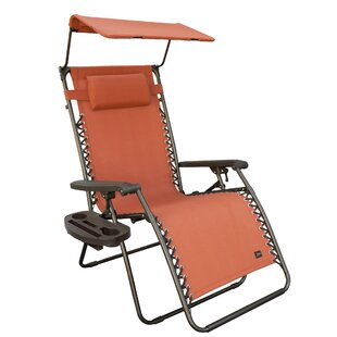 Red Barrel Studio Lavinia Reclining/Folding Zero Gravity Chair