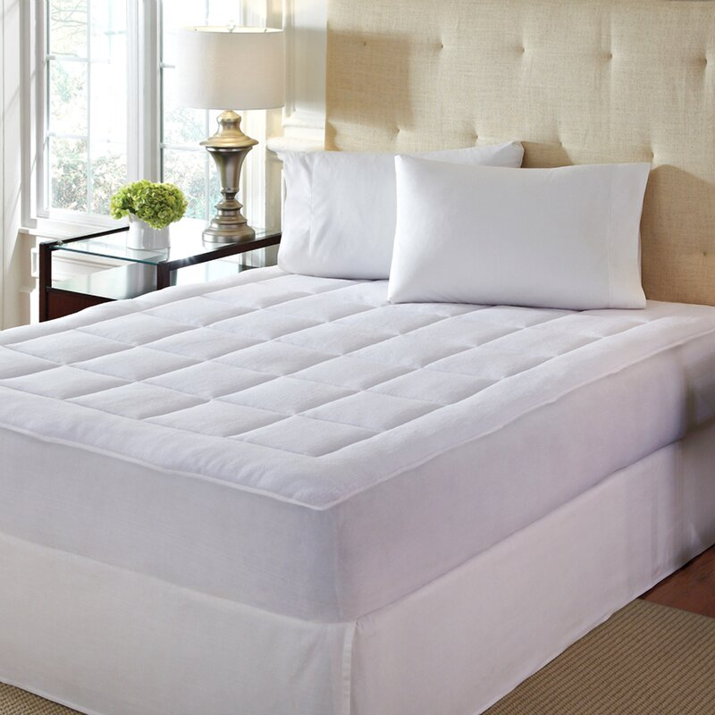Alwyn home 05 polyester mattress pad reviews wayfair 05 polyester mattress pad solutioingenieria Image collections