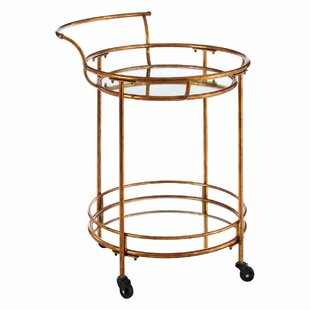 Sanford Serving Cart By Canora Grey