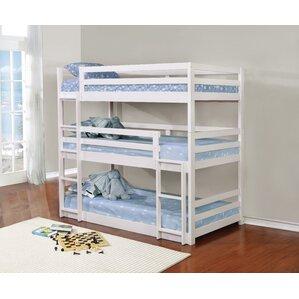 Isaac Triple Twin Bunk Bed..