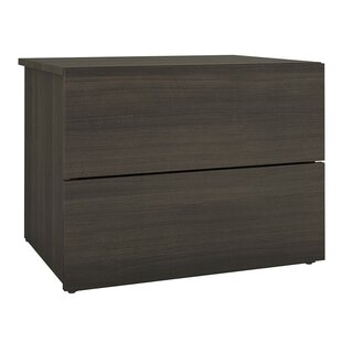 Brooke 2 Drawer Nightstand