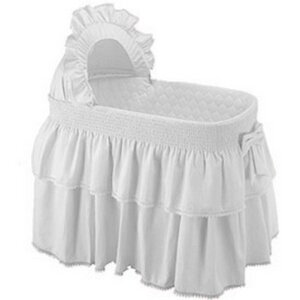 Marianne Bassinet Bedding Set