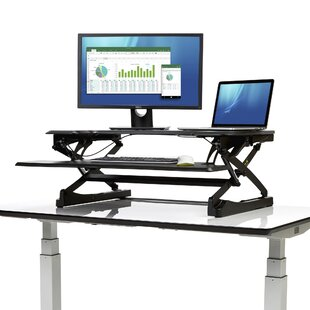 Gasspring Height Adjustable Laptop Tray