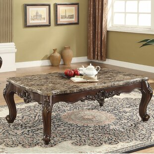Fleur De Lis Living Robbins Coffee Table
