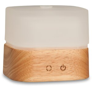 Cube Shaped Aroma and Spa Mist Diffuser