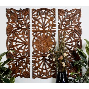 3 Piece Wall Du00e9cor Set