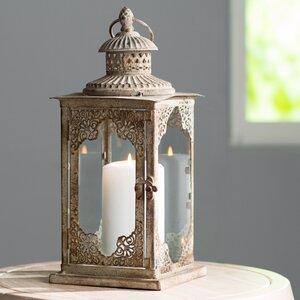 Claudine Metal Lantern