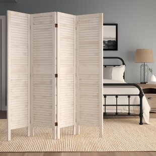 Purchase Kathlene 4 Panel Room Divider By Beachcrest Home