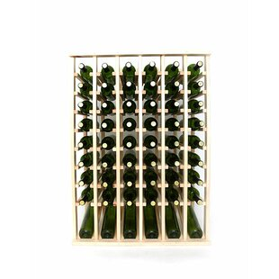 Premium Cellar Series 60 Bottle Tabletop Wine Rack