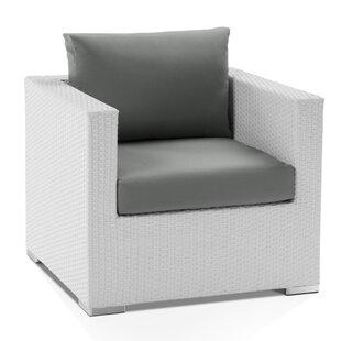 XXL Armchair with Cushion