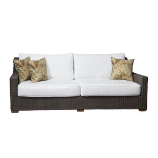 Hobson Loveseat with Sunbrella Cushions