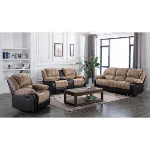 3 Piece Reclining Wayfair