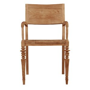 Glam Solid Wood Dining Chair by Asta Furniture, Inc.