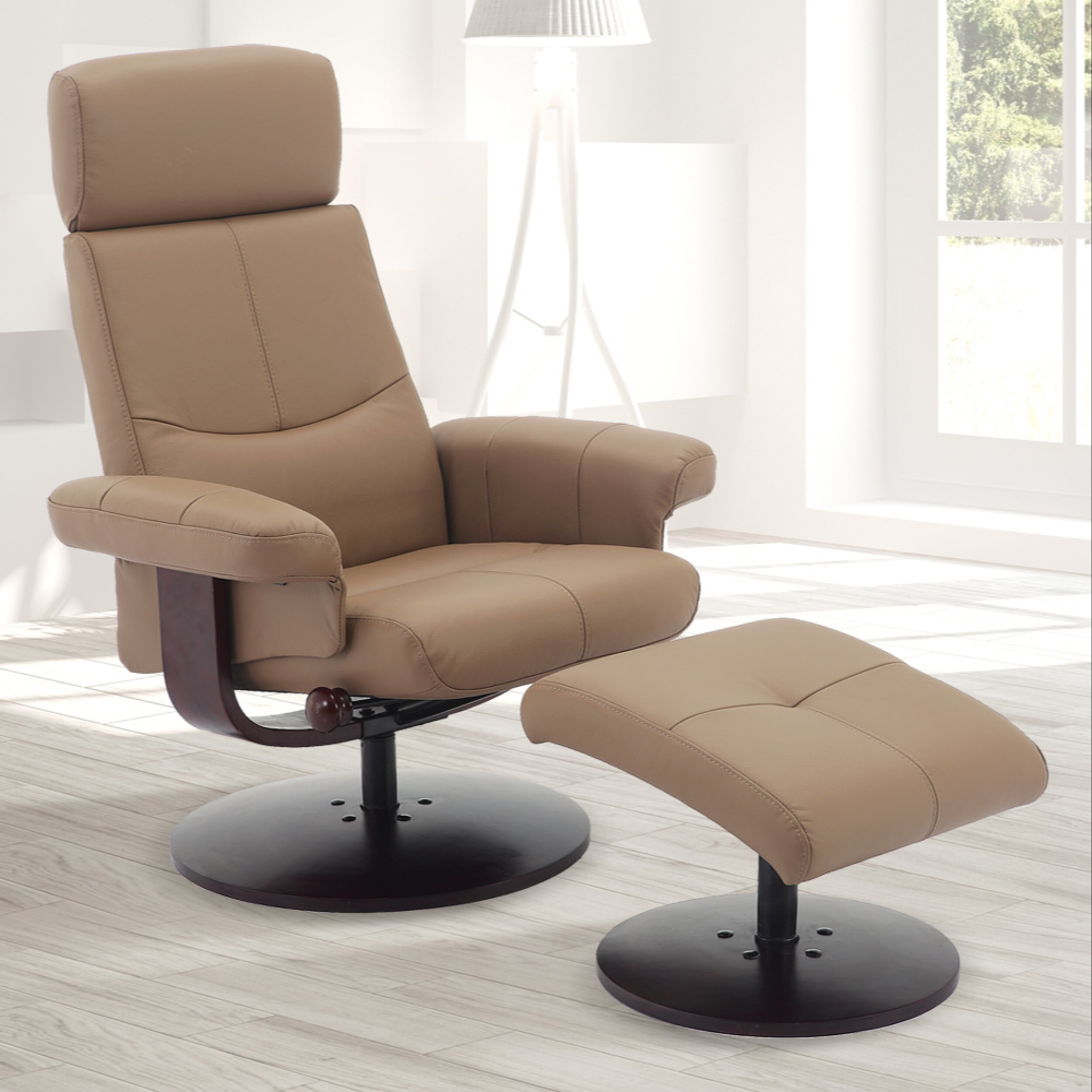 Faux Leather Mid Century Modern Recliners You Ll Love In 2021 Wayfair