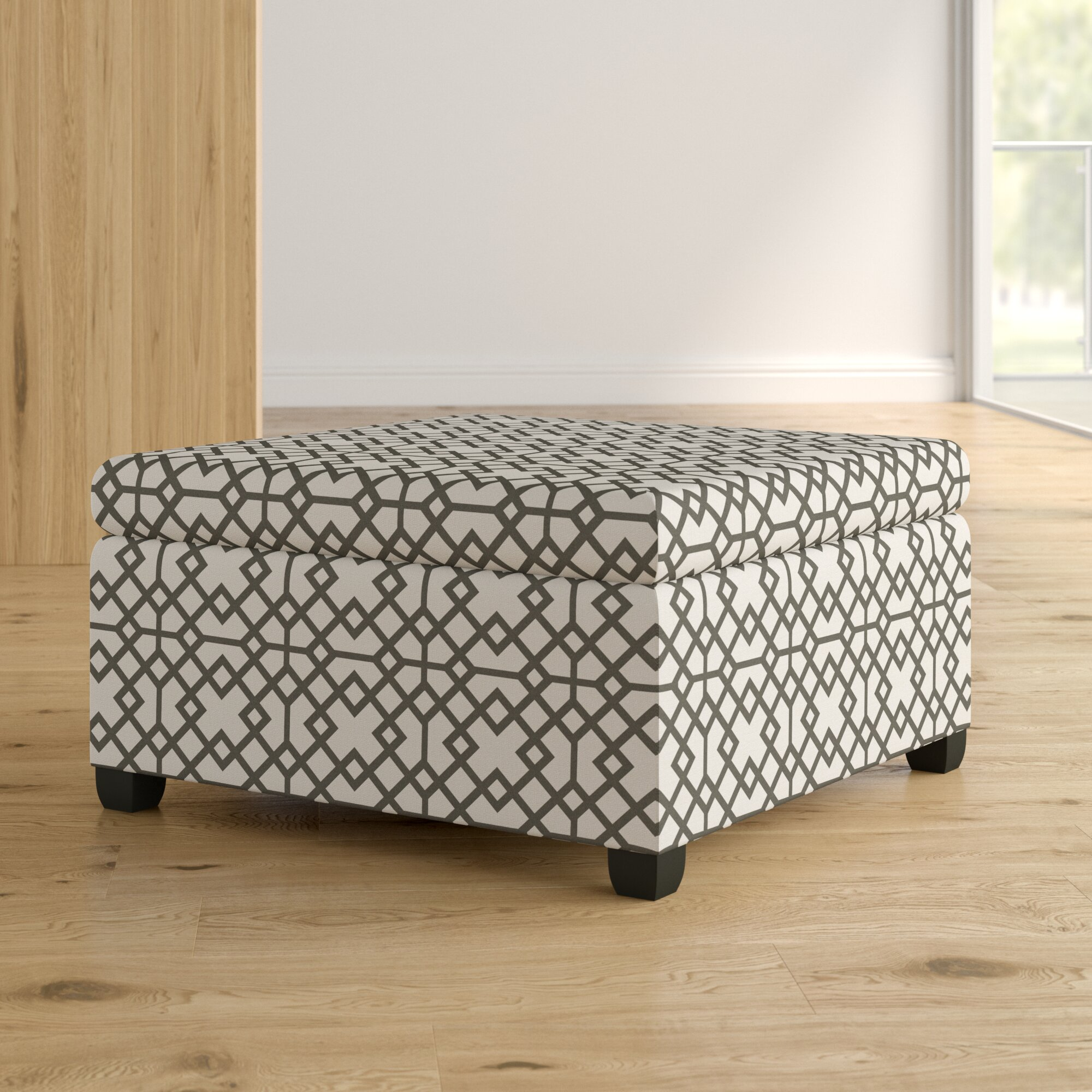 Miraculous Ebern Designs Stas Storage Ottoman Reviews Wayfair Pdpeps Interior Chair Design Pdpepsorg