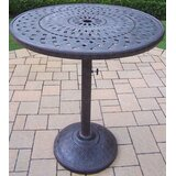 Vandyne Metal Bar Table