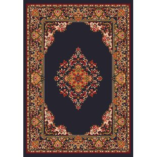 Low priced Shryock Merkez Ebony Area Rug By Astoria Grand