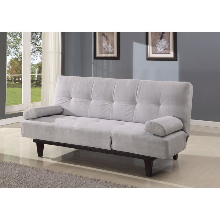 Super Propst Microfiber Convertible Sleeper Sofa Ibusinesslaw Wood Chair Design Ideas Ibusinesslaworg