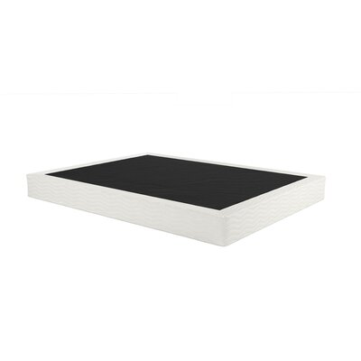 "7"" Folding Metal Box Spring Mattress Size: Full by Alwyn Home"