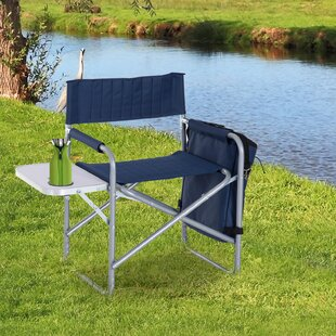 Seymour Director Folding Camping Chair
